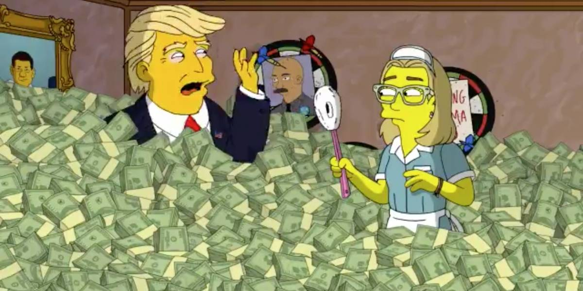 Actuación especial de Carmen Yulín en Los Simpsons