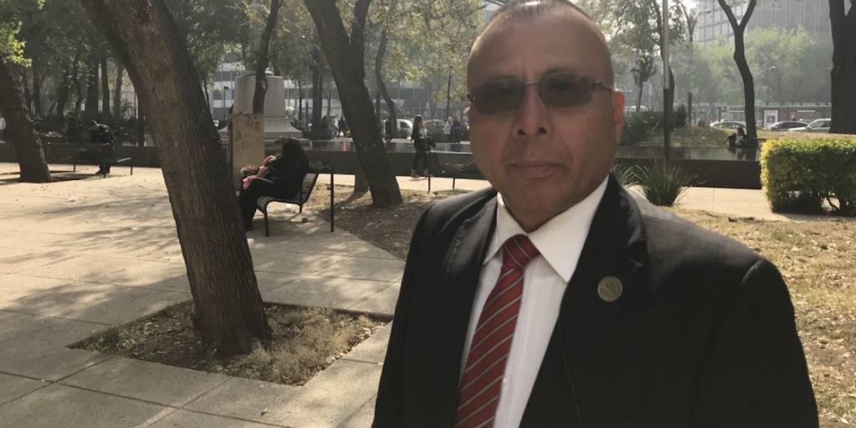 Senado prohíbe la entrada a reportero por manifestarse contra Ley de Seguridad