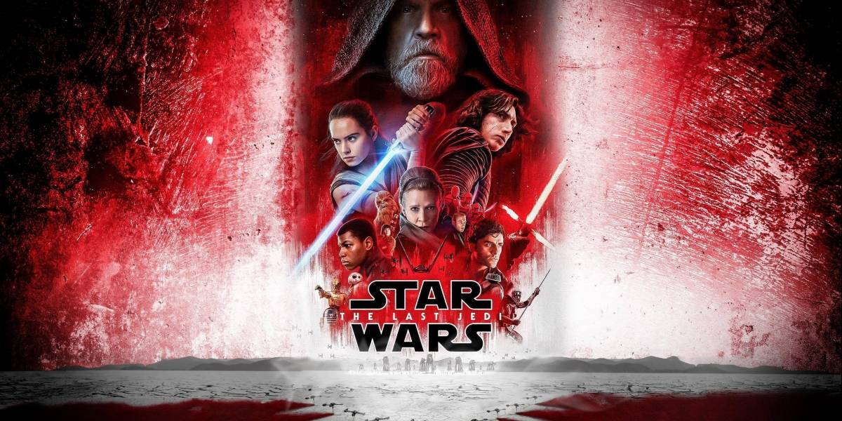 Equilíbrio entre bem e mal fica ainda mais conturbado em Star Wars: Os Últimos Jedi