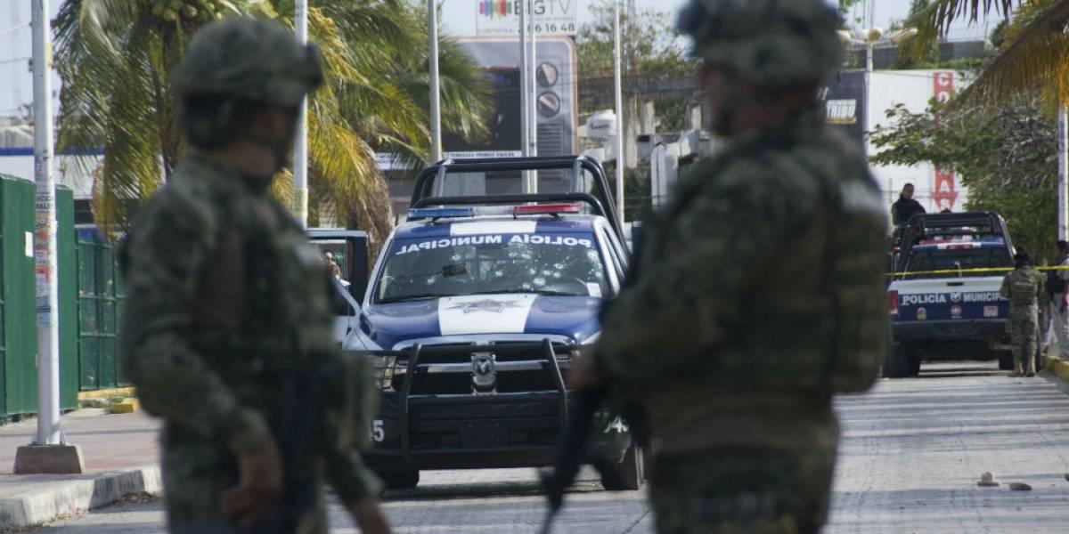 Violencia ahoga a Cancún: jornada deja balaceras, asaltos y hasta un encobijado
