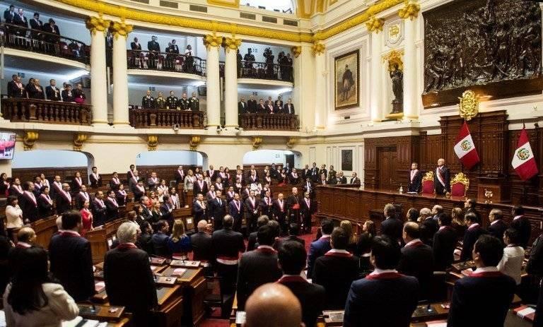 Congreso Perú / AFP
