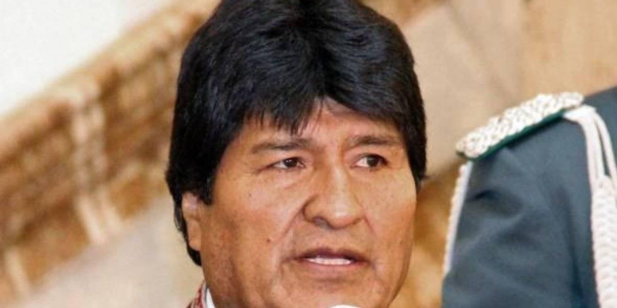 Las dos caras del súper viernes de Evo Morales