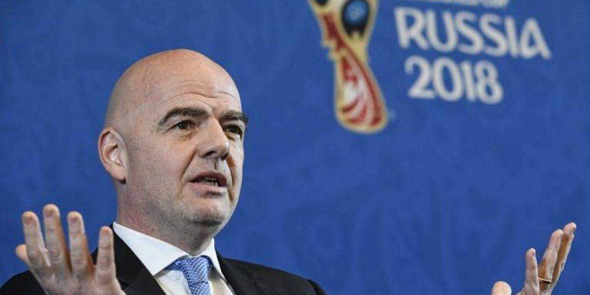 Nuevo escándalo en la FIFA: Infantino es acusado de encubrir partidos arreglados en Turquía