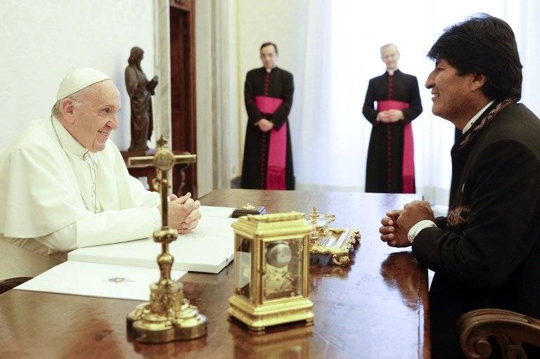 Morales Papa