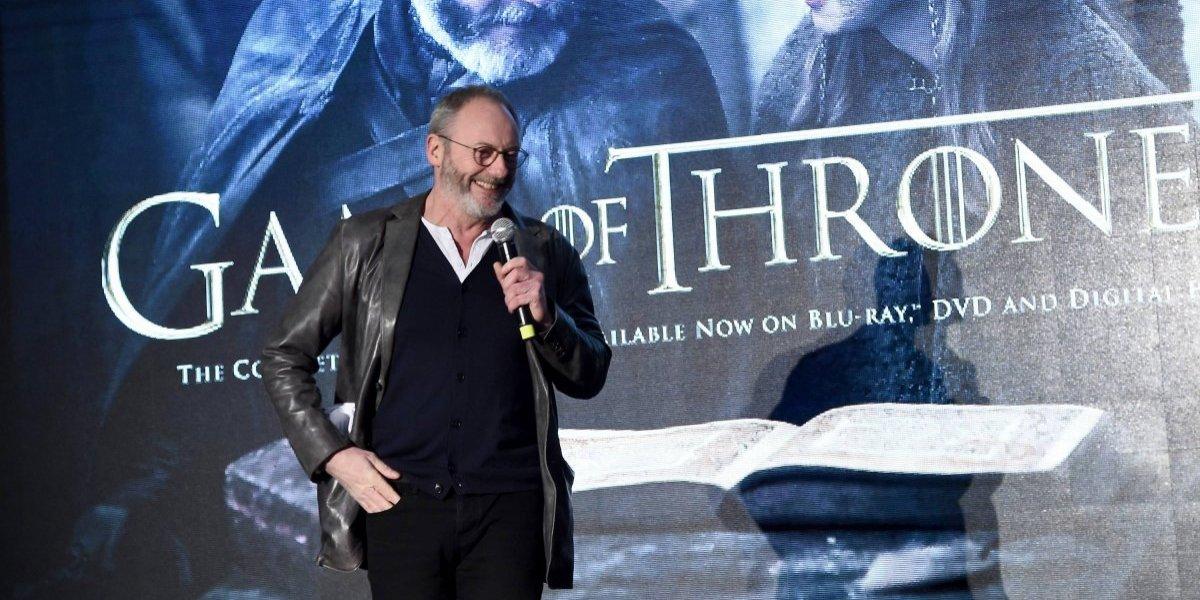 """Liam Cunningham da un adelanto del octavo ciclo de """"Game of Thrones"""""""
