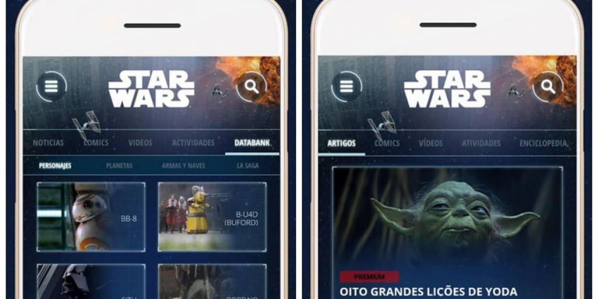 Star Wars: Disney lança novo aplicativo inspirado na famosa saga de sci-fi