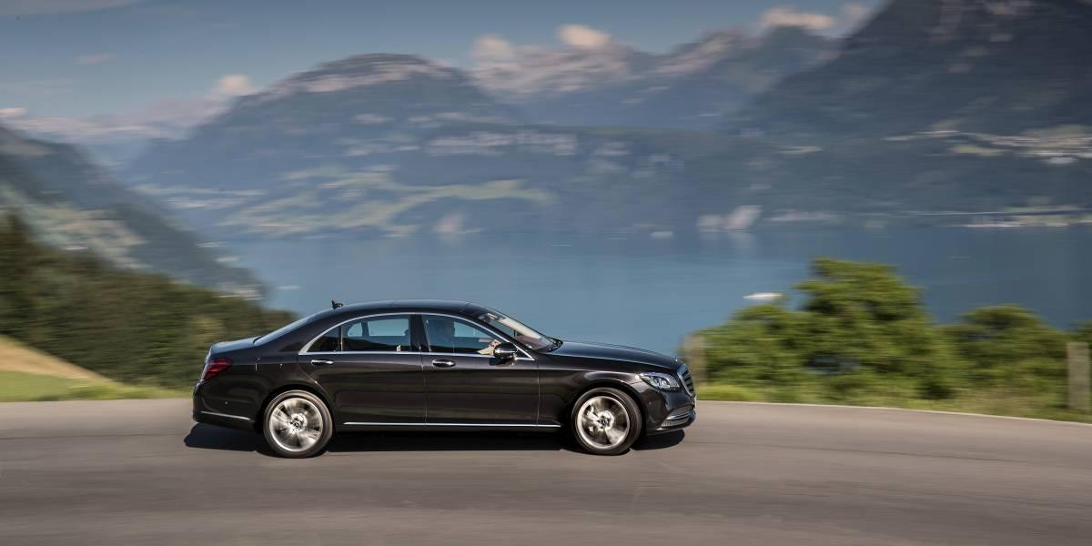 El buque insignia de Mercedes-Benz se renueva