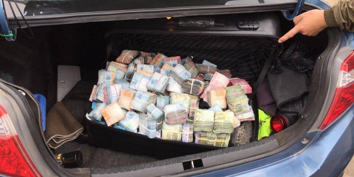 Sujeto intentó sobornar con 100 millones de pesos a carabineros en Chañaral