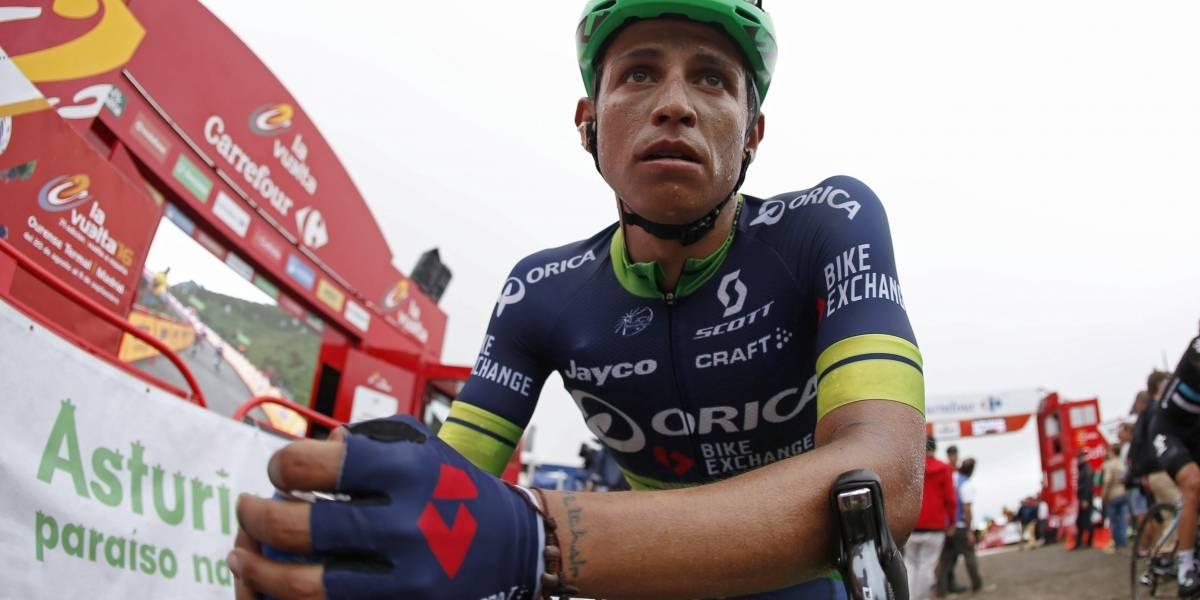 Esteban Chaves correrá Giro y Vuelta en 2018