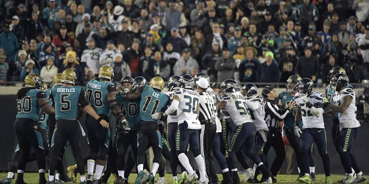 NFL multa a jugadores de los Seahawks