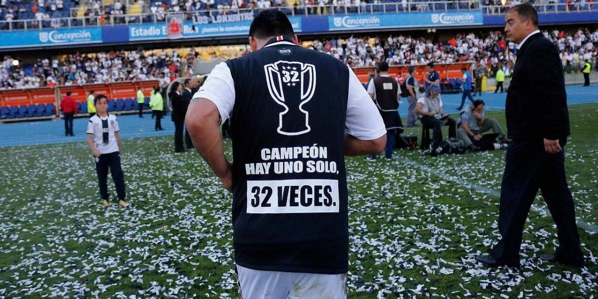 Los números de los torneos cortos: Colo Colo el más veces campeón y Patricio Galaz el goleador