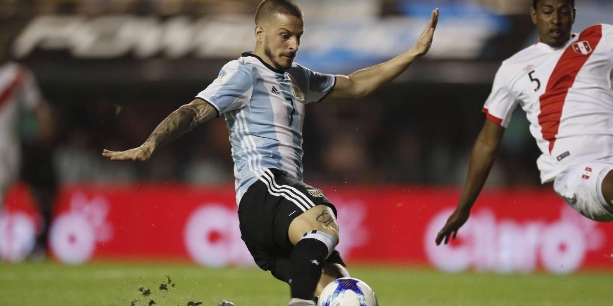 Benedetto empieza recuperación, pero no se ve en el Mundial