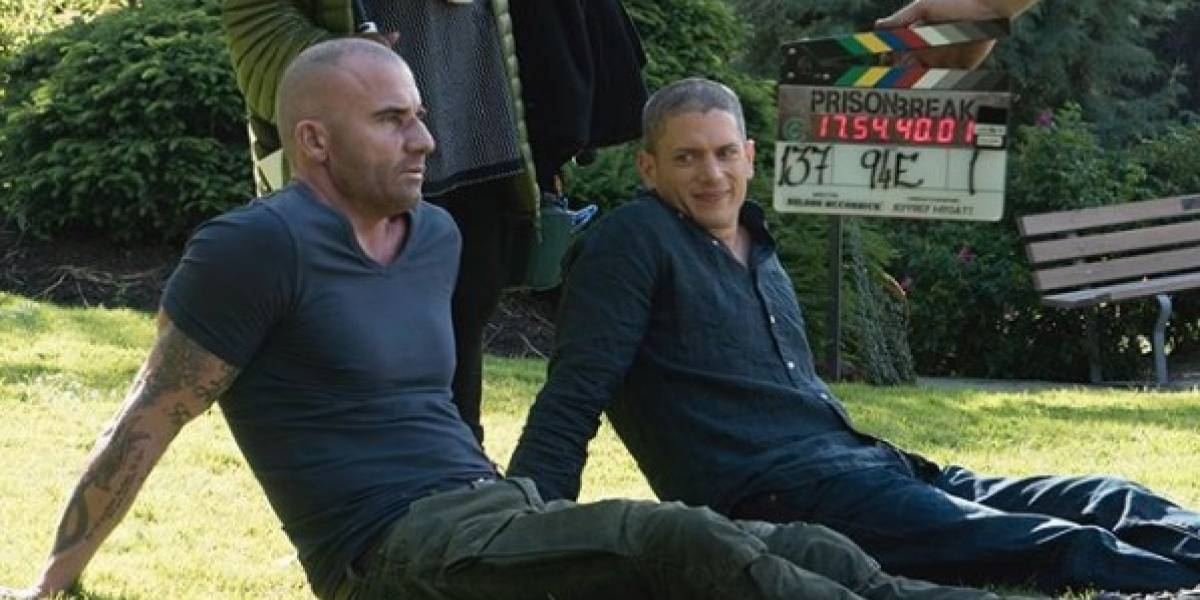 "Actor de ""Prison Break"" confirma sexta temporada"