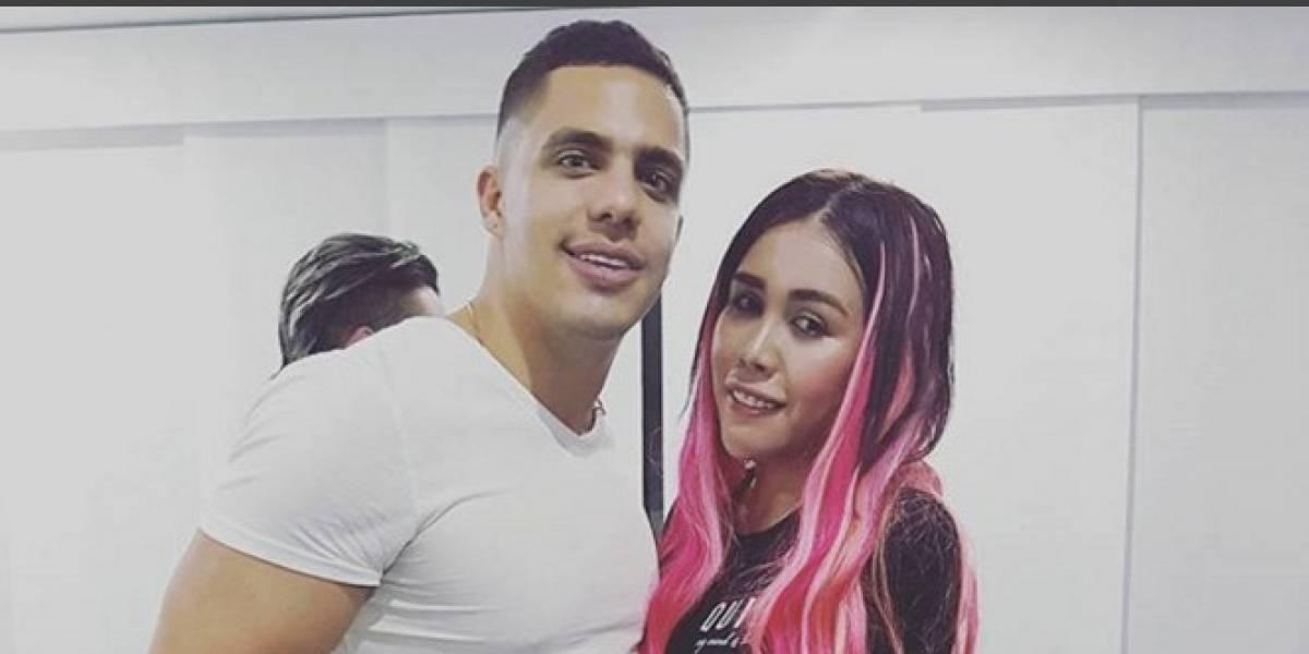 ¿Qué hacían Andrés de 'Protagonistas' y Yina Calderón juntos?