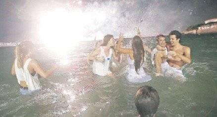 Año Nuevo en Río de Janeiro
