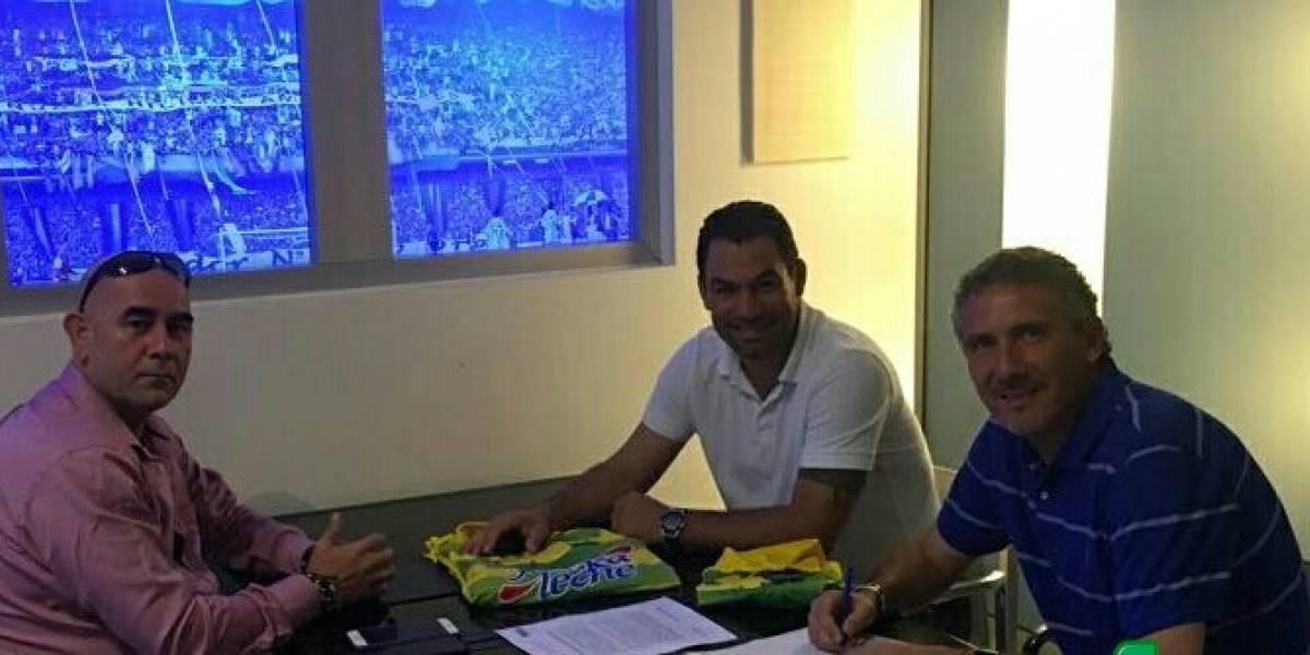 Diego Cagna es el nuevo técnico del Bucaramanga