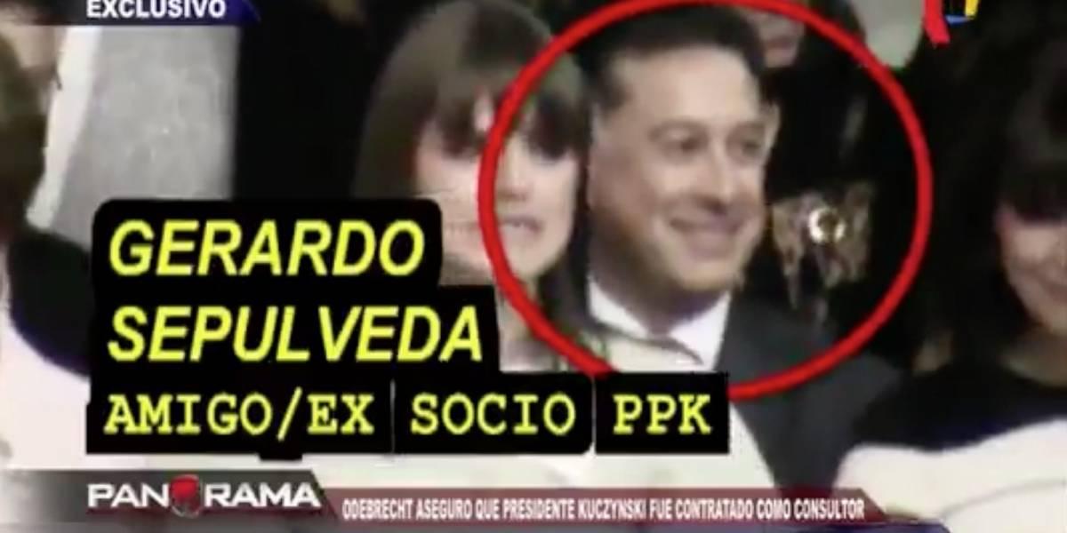 Gerardo Sepúlveda: el socio chileno de Kuczynski que está en el centro del terremoto Odebrecht en Perú