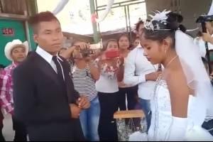 México: La boda más triste del mundo