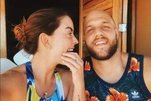 ¡Presume el anillo! Patty López anuncia que se casará con hijo de ex portero de Cruz Azul