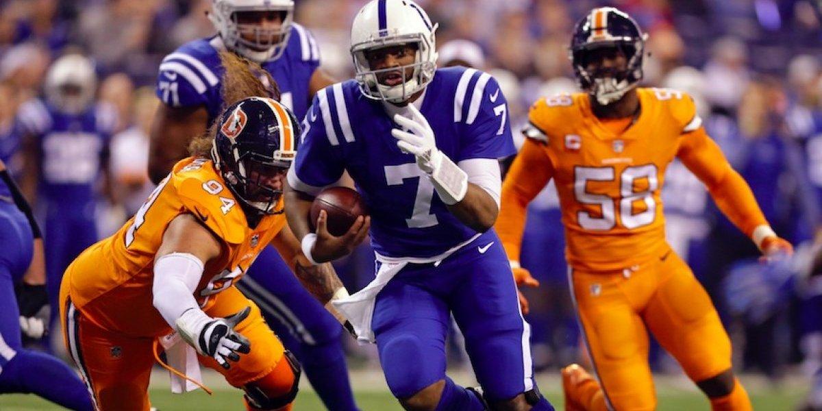 Broncos triunfa sobre Colts en semana 15 de la NFL