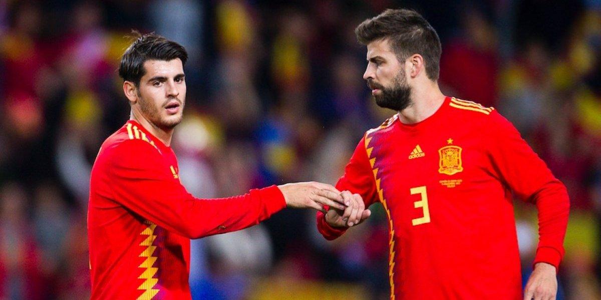 ¿España se quedará sin ir al Mundial de Rusia 2018?