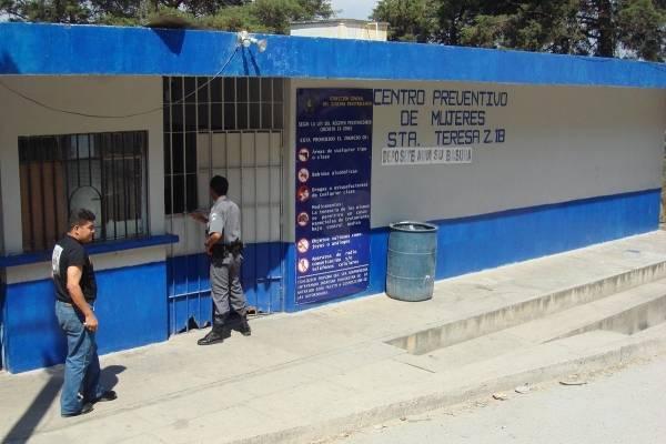 cárcel Santa Teresa