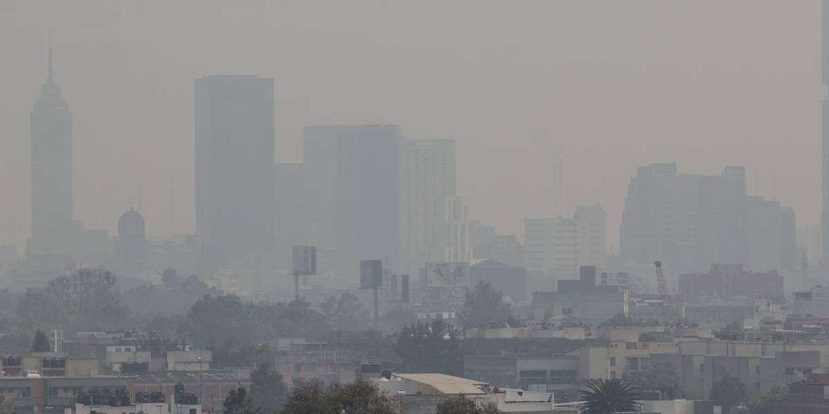 Activan Fase 1 de contingencia ambiental para el valle de México