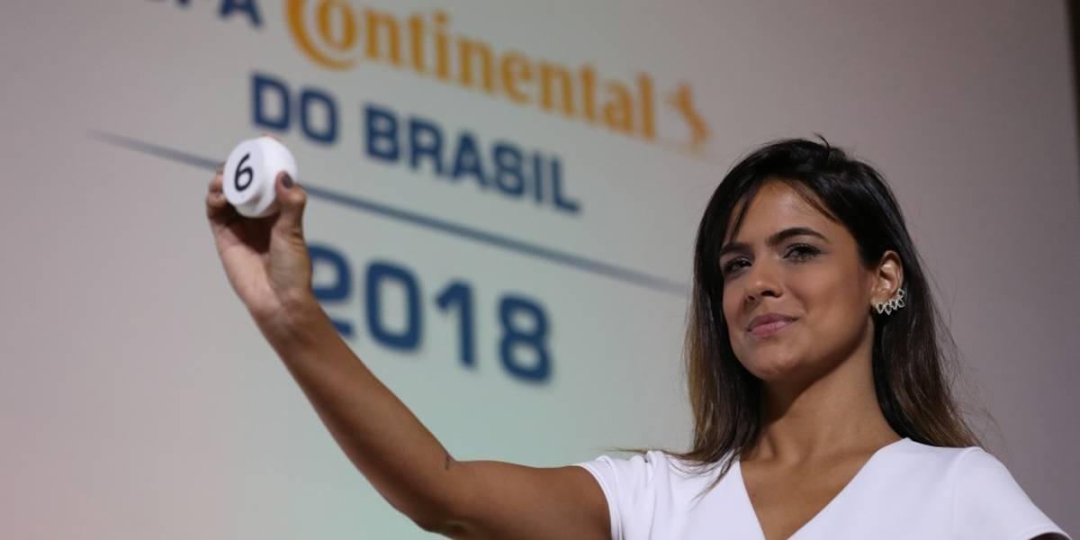 São Paulo e Madureira se enfrentam na 1ª fase da Copa do Brasil; veja os cruzamentos até as oitavas
