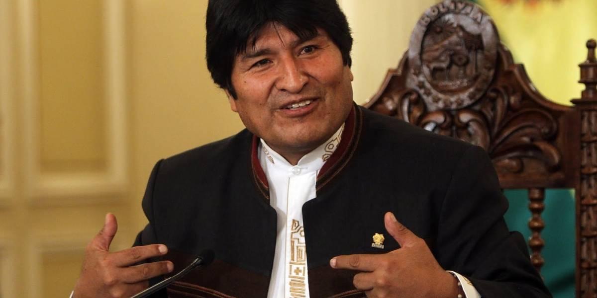"""Evo Morales: """"Queremos tener buenas relaciones con el nuevo presidente de Chile"""""""