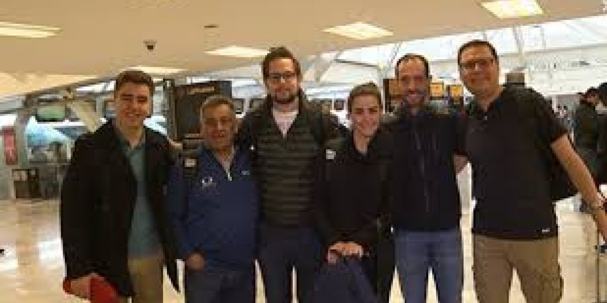 Comentarista de Televisa Deportes en el hospital
