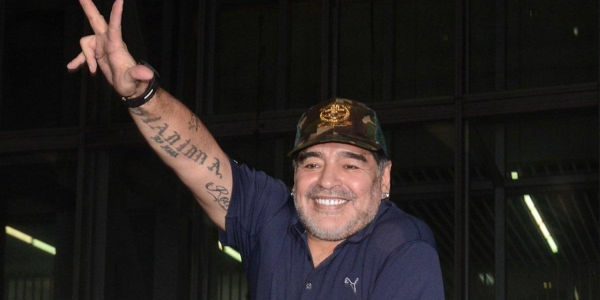 VIDEO. Maradona da fuertes declaraciones contra Messi y lo señala de incapaz