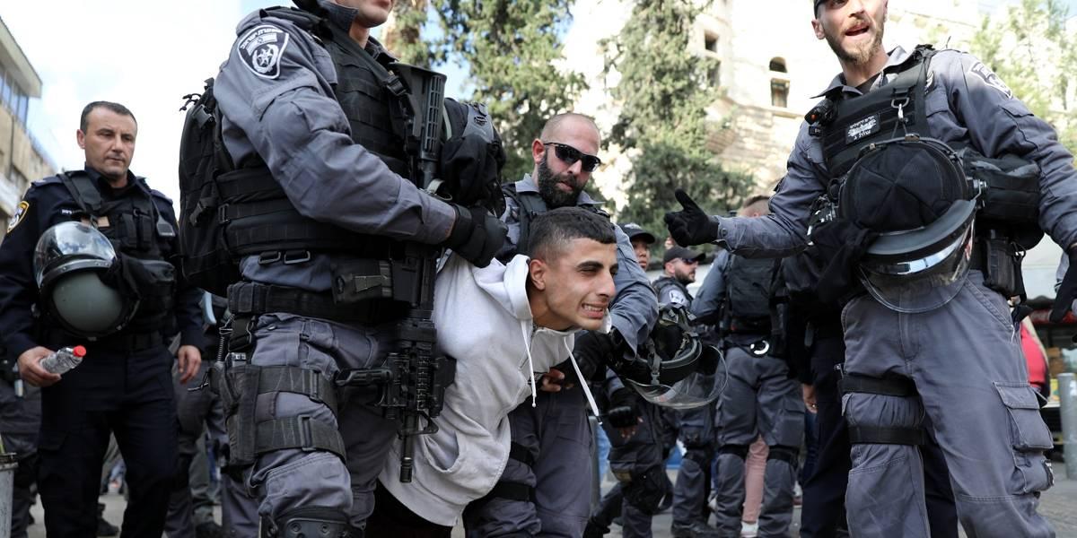 Nova sexta-feira de cólera por Jerusalém deixa 4 mortos