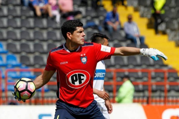 Carlos Lampe ha tenido un destacado desempeño en Huachipato, desde su llegada a mediados de 2016. Su equipo anterior fue el Sport Boys Warnes de Bolivia / Foto: Photosport
