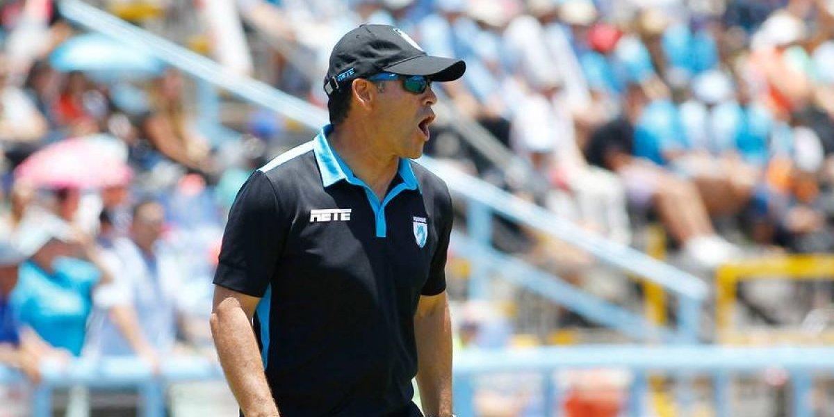 Deportes Iquique ratificó a Erick Guerrero como entrenador para la próxima temporada