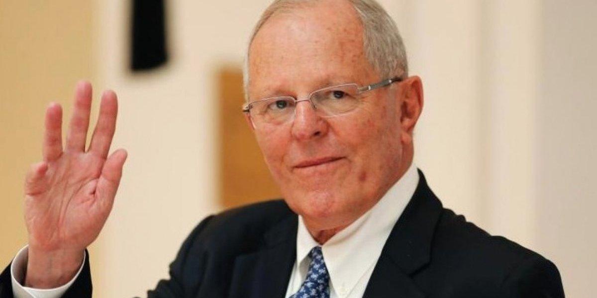 Inicia proceso de destitución del presidente peruano