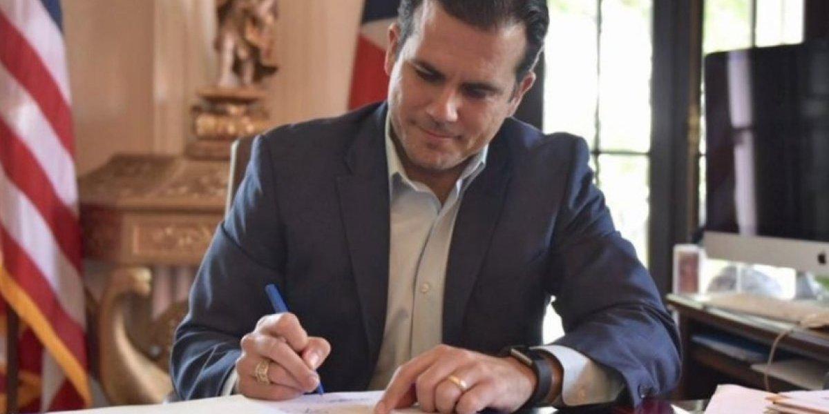 Gobernador firma proyectos sobre la reforma judicial