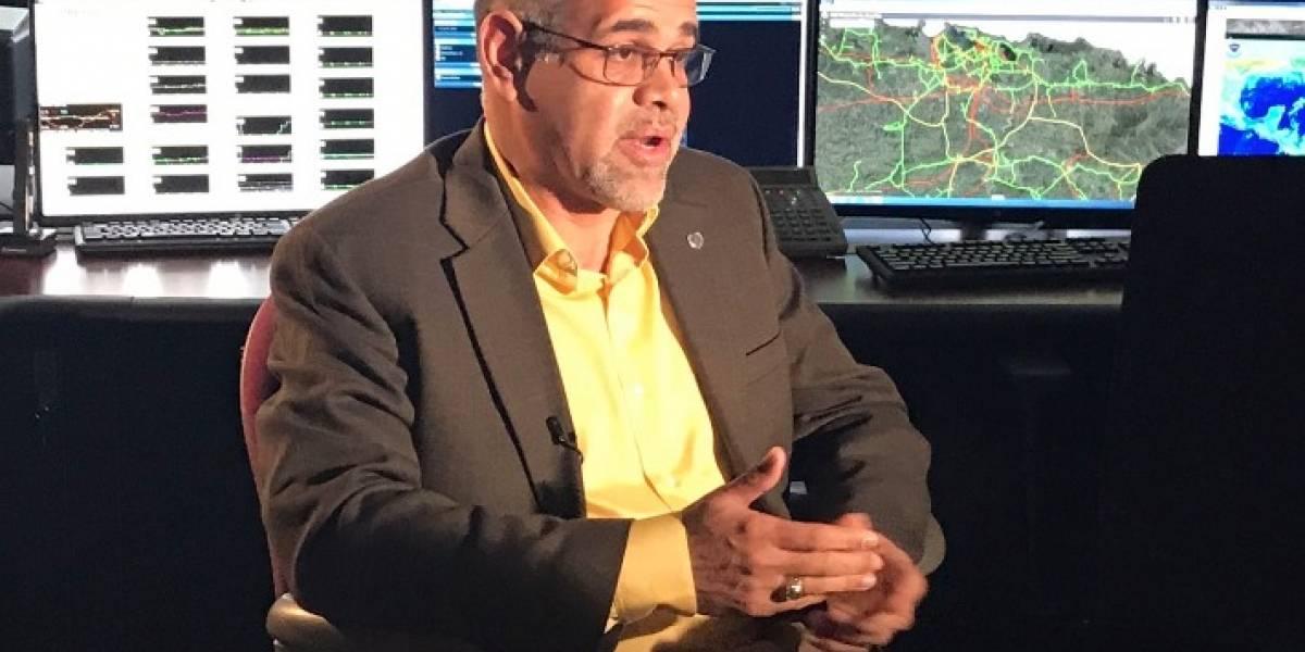 Director AEE explica cómo calcularon el 55 % de clientes con luz
