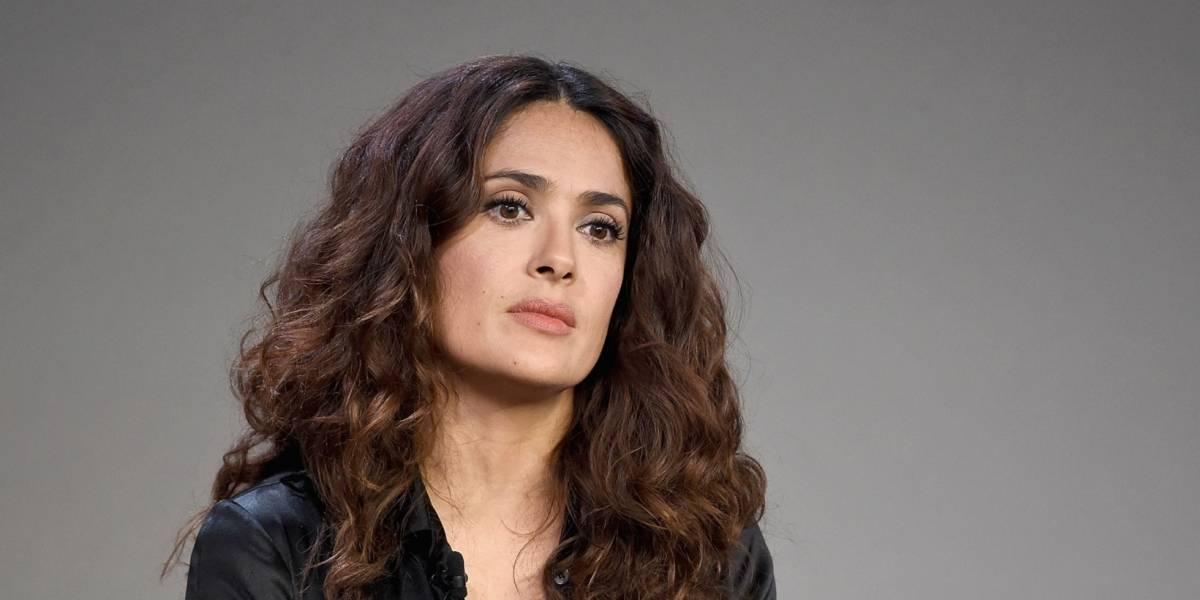 Antonio Banderas apoya la denuncia de Salma Hayek contra Harvey Weinstein