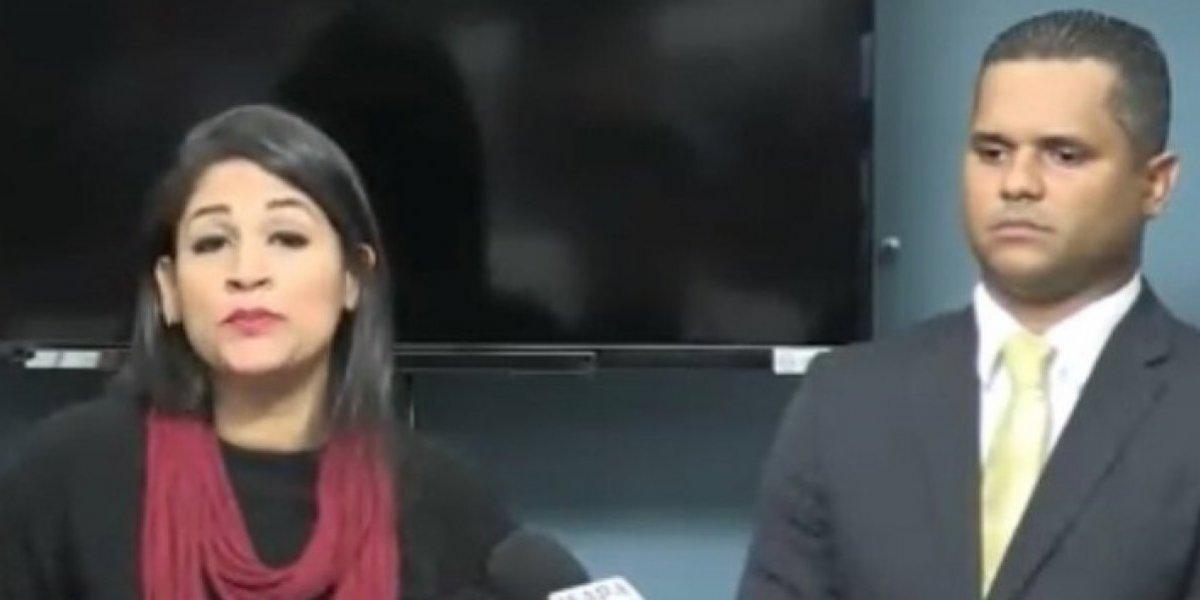 Informe concluye que Rodríguez Ruiz agredió a su empleada