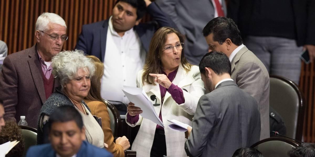 Los 'charolastras' piden a Peña Nieto vetar la Ley de Seguridad Interior