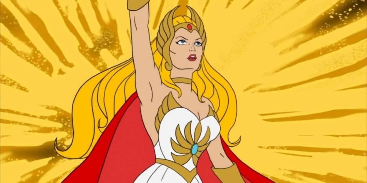 Llegará She-Ra con serie propia a Netflix
