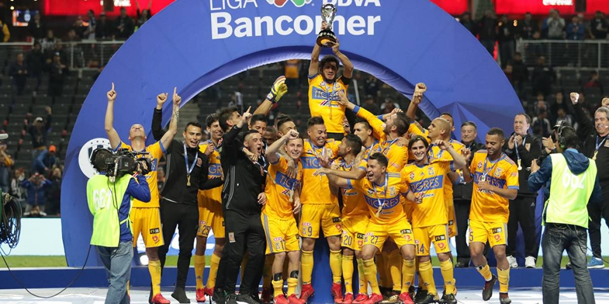 Son los Tigres el equipo de la década en Liga MX