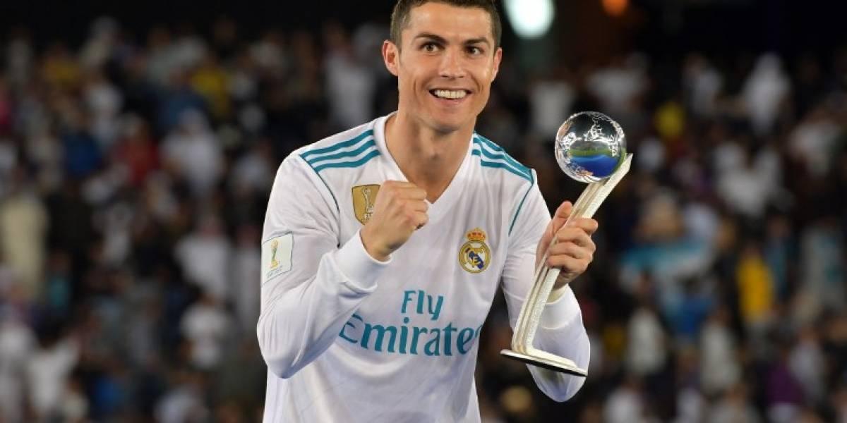 """Cristiano Ronaldo quiere retirarse en el Real Madrid: """"Me gustaría mucho, pero no depende de mí"""""""