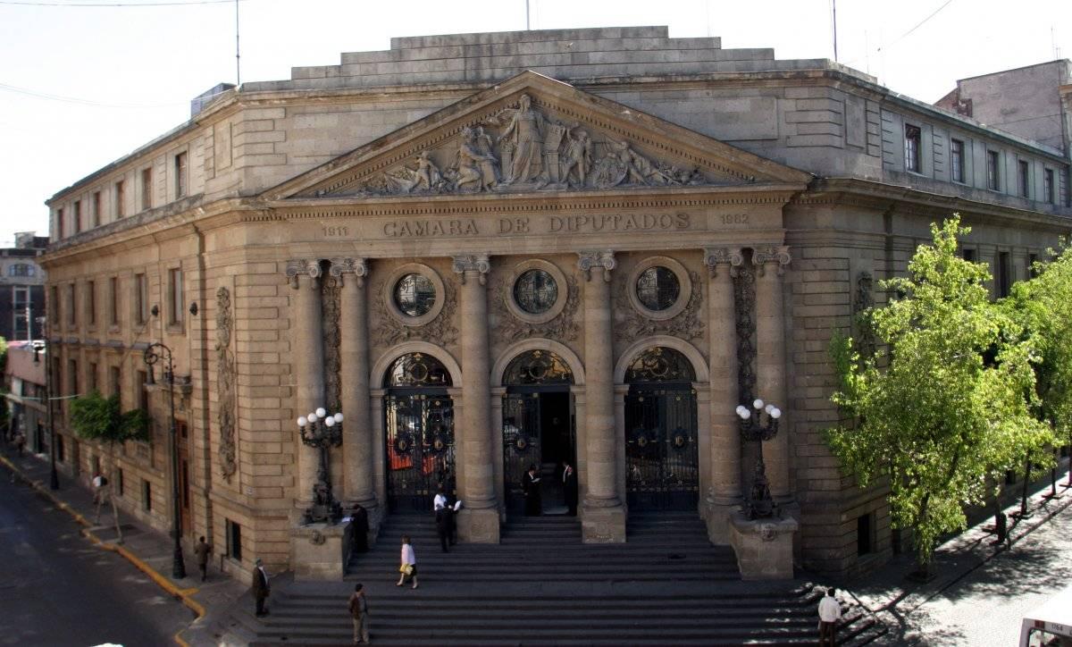 La crisis financiera no ha alcanzado a la Asamblea Legislativa, quienes destinan decenas de millones de pesos a remodelaciones. Foto: CUARTOSCURO