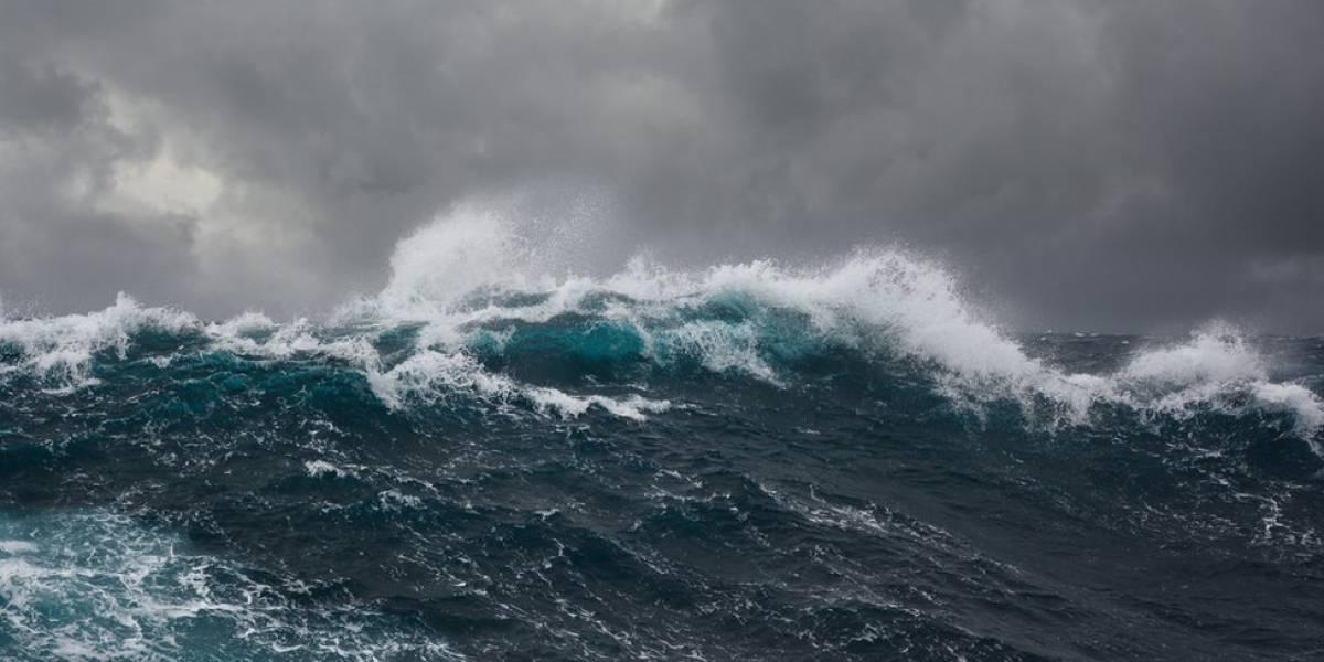 Advierten riesgo moderado de corrientes marinas