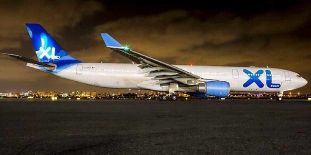 Avión logra aterrizar con éxito en el aeropuerto de Punta Cana tras dos horas consumiendo combustible