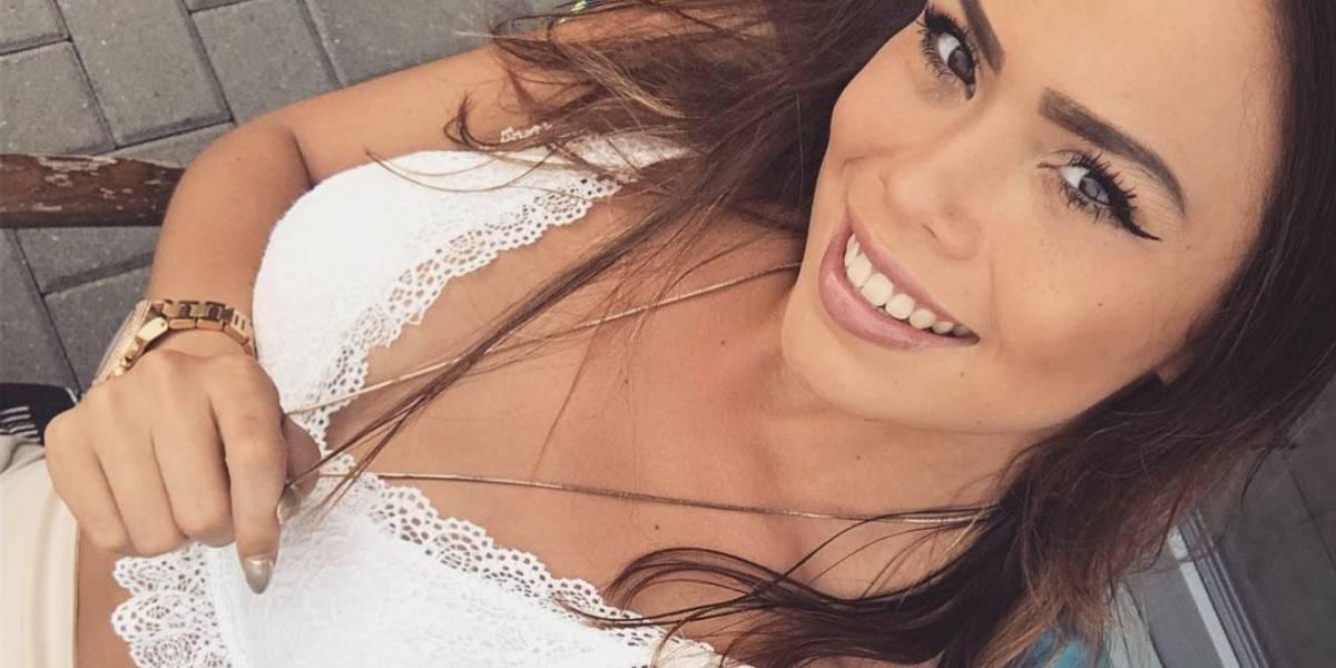 Una noche de desenfreno le pudo costar la vida  a una joven modelo holandesa