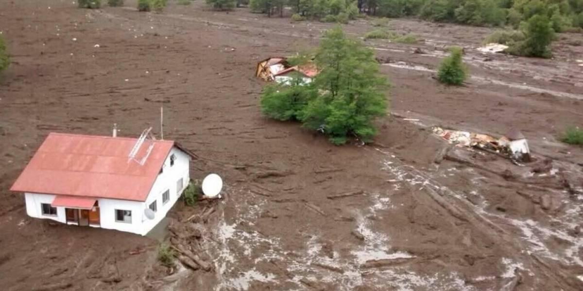 Alud deja al menos 3 muertos y 15 desaparecidos en Chile