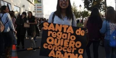Mensajes para Ricardo Arjona