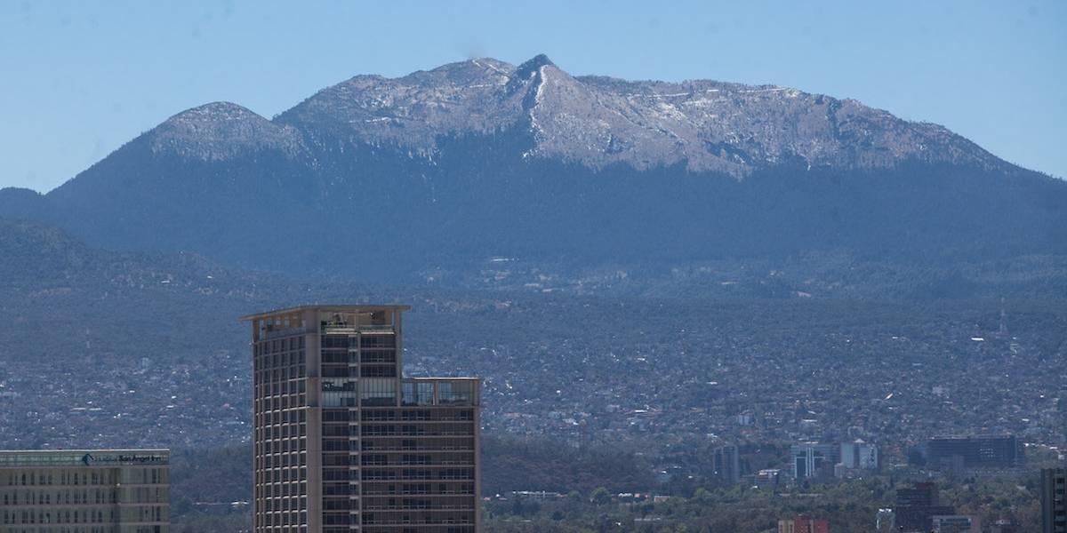 Activan alerta amarilla por fuertes vientos en la Ciudad de México
